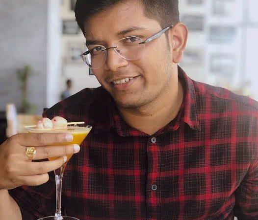 Food Blogger Kumar NAchiket