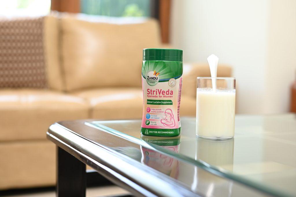 Breastfeed supplement best brand- Zandu
