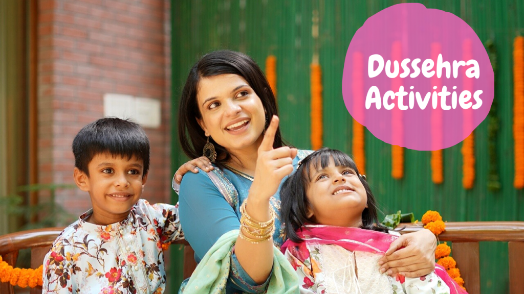 Dussehra activity For Kids, Dussehra activity,activity for dussehra, dussehra activity for kindergarten